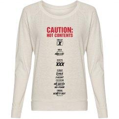 Caution: Hot Contents