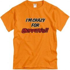 I'm crazy for...