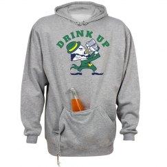 Drinking Irish Leprechaun