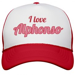 I love Alphonso