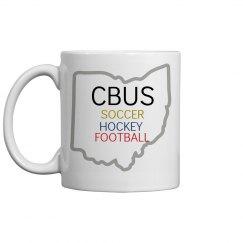 CBUS Mug