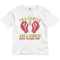 Childhood Cancer Fighter