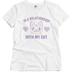 Simple Relationship With My Cat