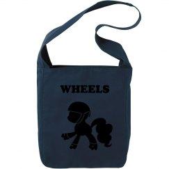 Roller Derby Wheel Bag