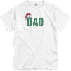 Dad christmas pajamas