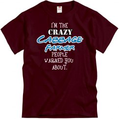 Crazy Cabbage Farmer