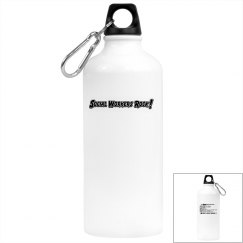 Social Workers Rock Water Bottle