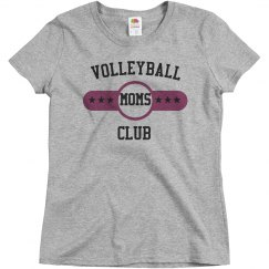 Volleyball moms club