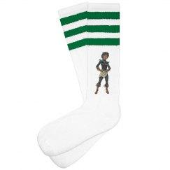 Zuri Socks