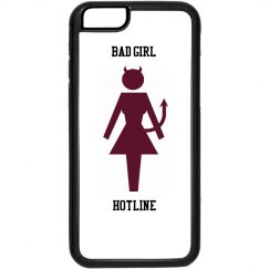 Bad Girl Iphone 6 Case