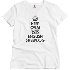 Walk the sheepdog