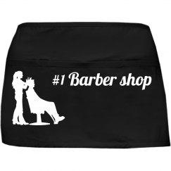 # barber shop waist apron