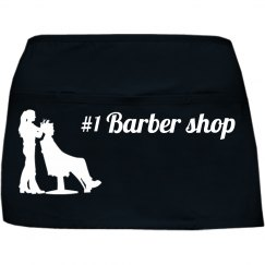# barber shop waist apron