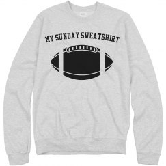 my sunday sweatshirt