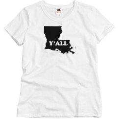 Louisiana Yall