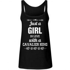 Cavalier king
