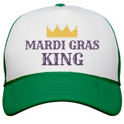 Mardi Gras King Hat