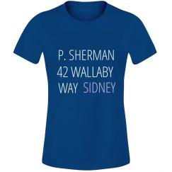 P. Sherman