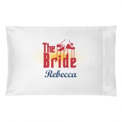 Bride and Groom Pillows