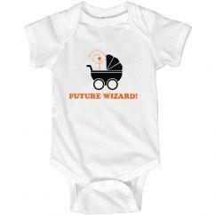 Future Wizard Onesie