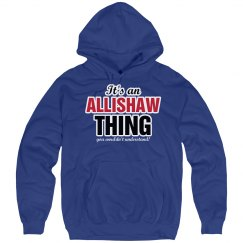 Allishaw thing