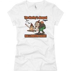 Harley Halloween Party