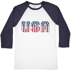 Patriotic USA Logo
