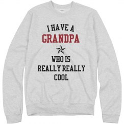 Grandpa is really cool