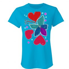 Flower Party Adult Tee