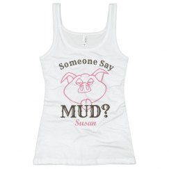 Funny Mud Run Girl 3