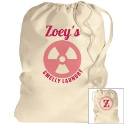 ZOEY. Laundry bag