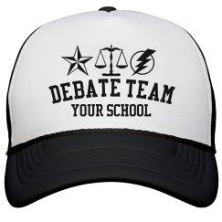 Debate Team Hat