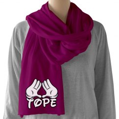Tope Scarf Dude