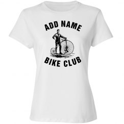 Bike club shirt