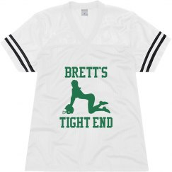 Brett Football Tight End