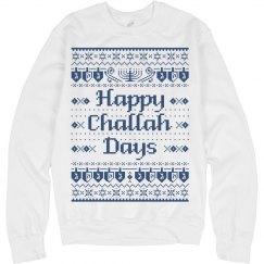Happy Challah Days!