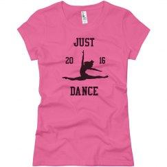 Just Dance Top| JDC By Josie