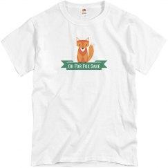 Fox T-shirt green