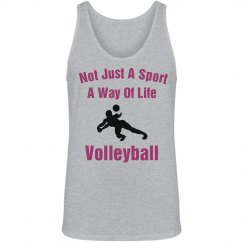 Volleyball a way of life