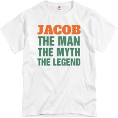 Jacob the legend