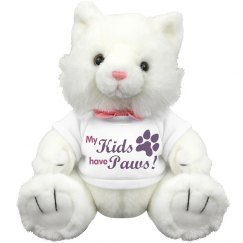 My Cat Kids Have Paws