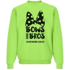Bows Over Bros Sweatshirt