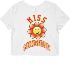 Miss Sunshine Tee