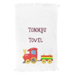 Personal Childrens Towel