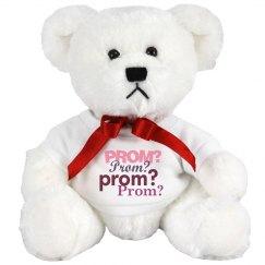Prom Bear