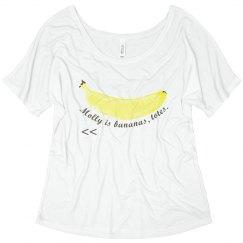 Molly Is Bananas, Totes