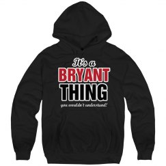 It's a Bryanr thing