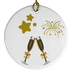 Celebration Ornament