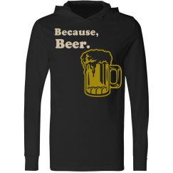 Because, Beer.