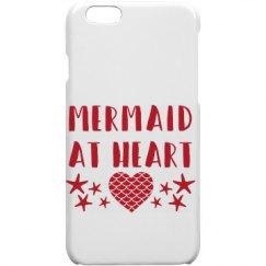 Mermaid At Heart Phone Case